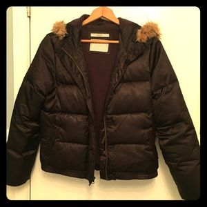 Old Navy Down-Filled Puffer Coat